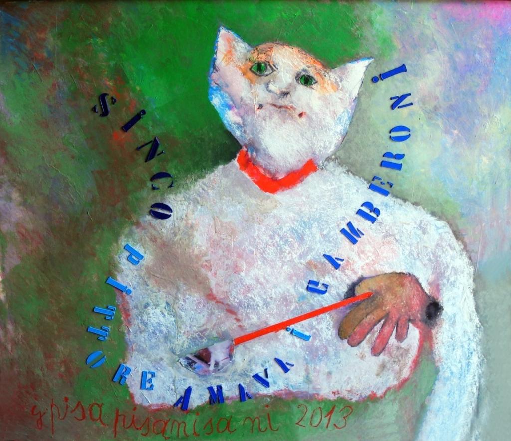Un mondo di gatti; Gianni Pisani