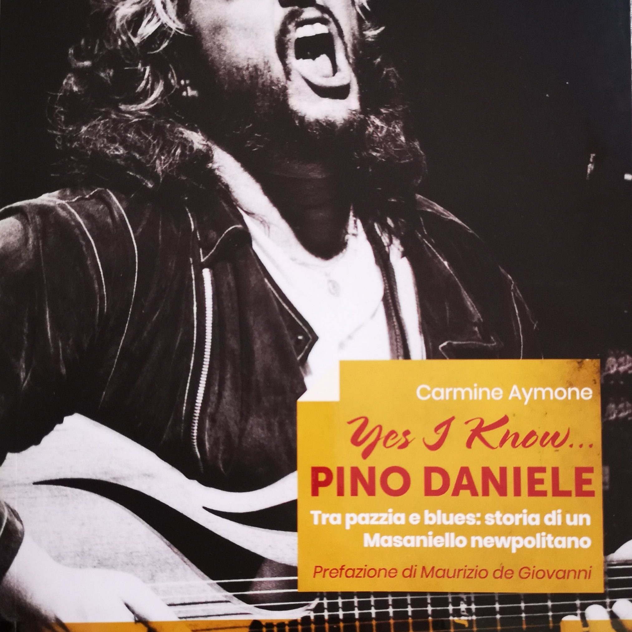 Yes I Know... Pino Daniele